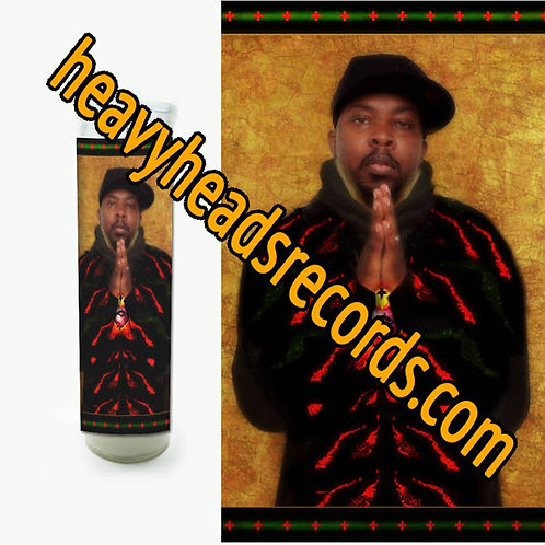 Phife Dawg Celebrity Prayer Candle