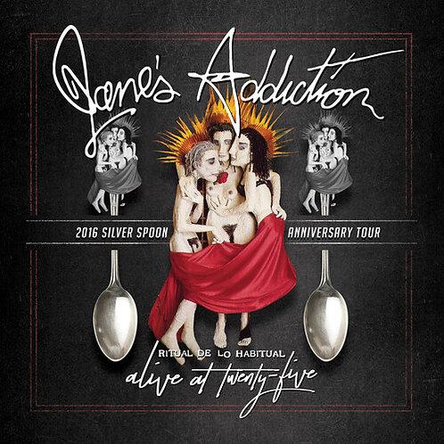 Jane's Addiction - Ritual De Lo Habitual Alive at Twenty Five [2LP]