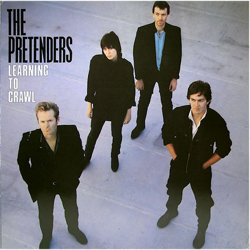 The Pretenders - Learning to Crawl [LP]