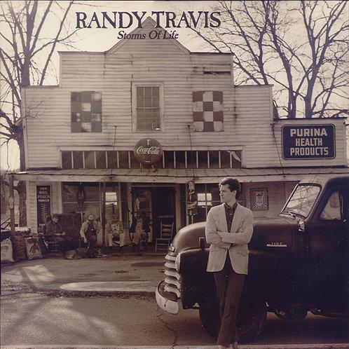 Randy Travis - Storms of Life [LP]