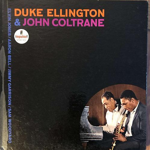 Duke Ellington and John Coltrane [1st Press][Impulse]