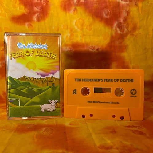 Tim Heidecker – Fear of Death [Cassette]