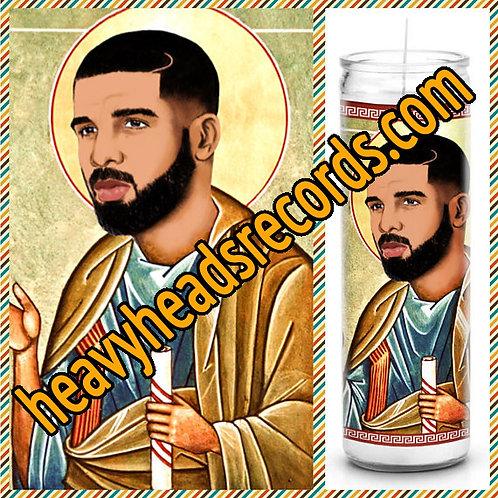 Drake Celebrity Prayer Candle