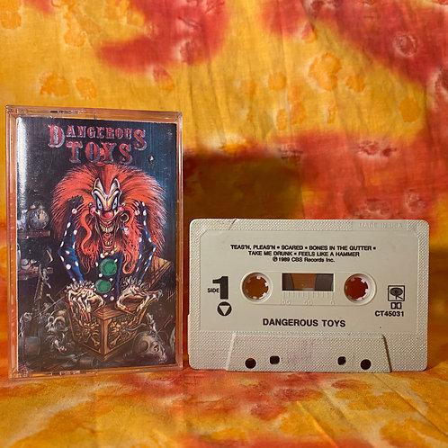 Dangerous Toys - Self Titled [Cassette]