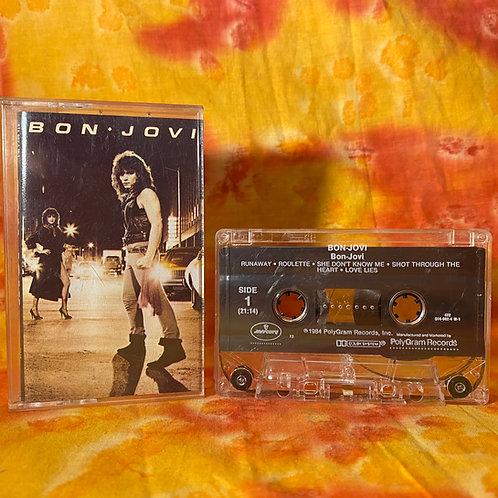 Bon Jovi - Self Titled [Cassette]