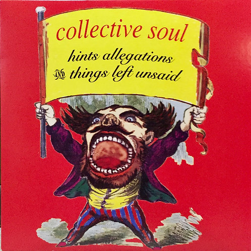 Collective Soul - Hints, Allegations, and Things Left Unsaid [LP]