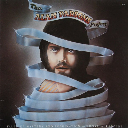 Alan Parsons Project - Tales of Mystery and Imagination - Edgar Allan Poe [LP]