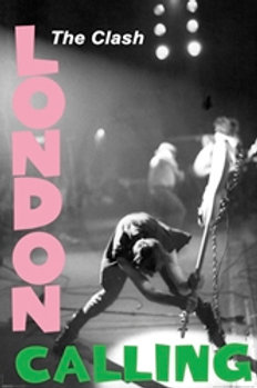 The Clash - London Calling [Poster]