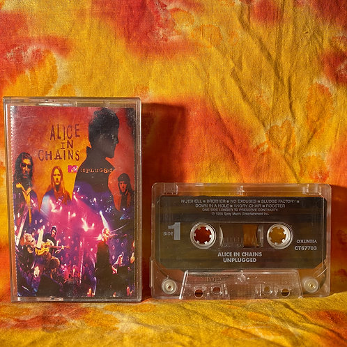 Alice in Chains MTV Unplugged [Cassette]