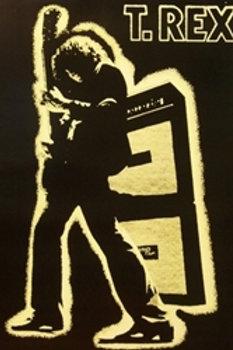 T. Rex Warrior [Poster]