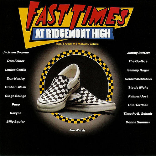 Fast Times at Ridgemont High Soundtrack [2LP]