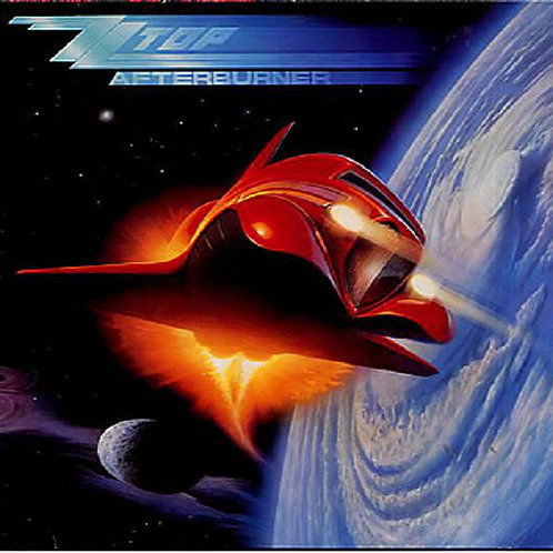 ZZ Top - Afterburner [LP]