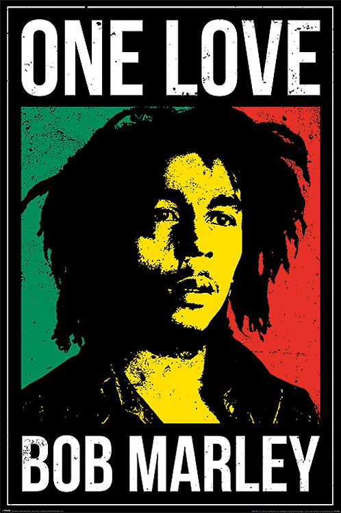 Bob Marley One Love [Poster]
