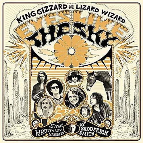 King Gizzard and the Lizard Wizard - Eyes Like the Sky [Orange][LP]