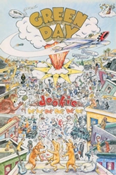 Green Day - Dookie [Poster]