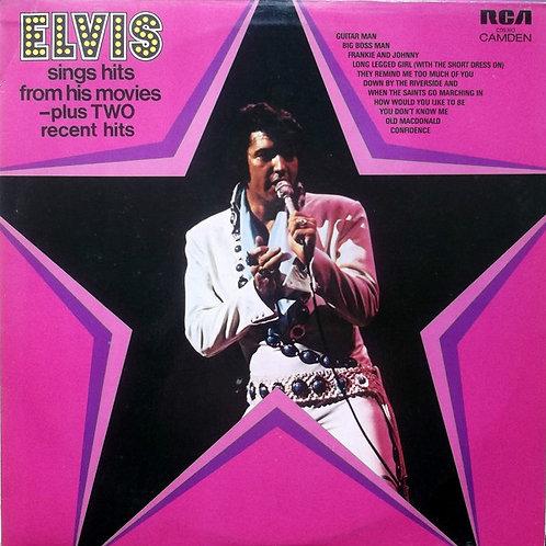 Elvis Presley - Elvis Sings Hits From His Movies [LP]