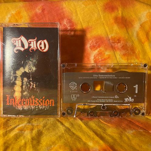 Dio - Intermission [Cassette]