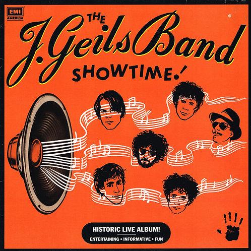 The J. Geils Band - Showtime! [LP]