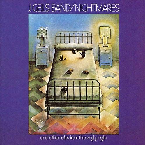 J. Geils Band - Nightmares [LP]
