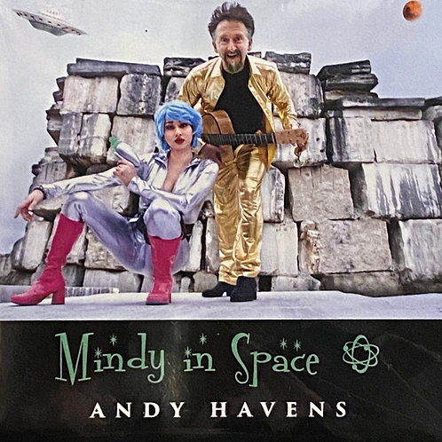 Andy Havens - Mindy in Space [CD]