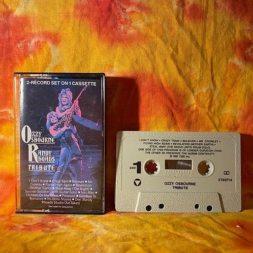 Ozzy Osbourne Randy Roads Tribute [Cassette]