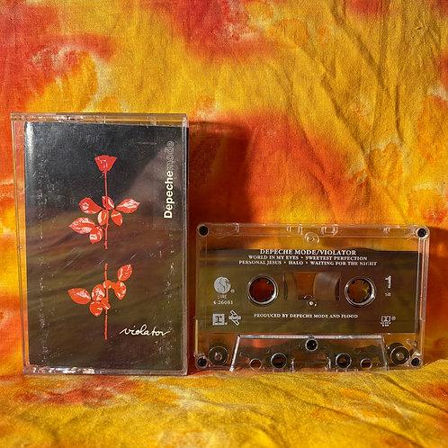 Depeche Mode Violator [Cassette]
