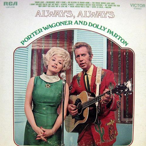 Porter Wagoner and Dolly Parton - Always, Always [LP]