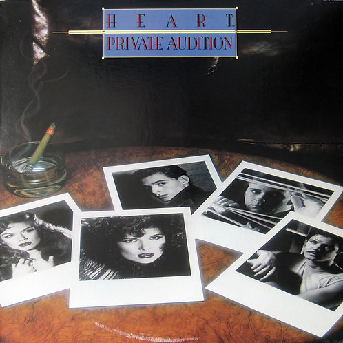 Heart - Private Audition [LP]