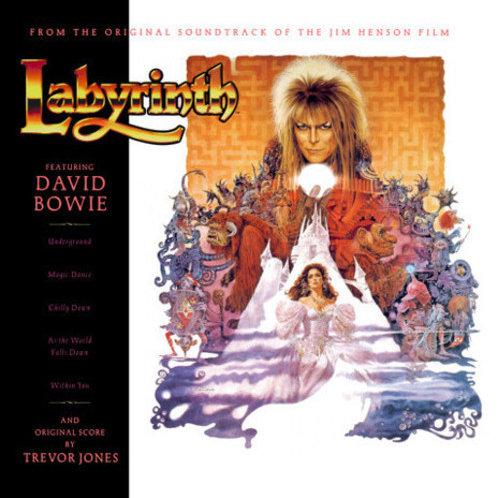 Labyrinth Original Motion Picture Soundtrack [LP]