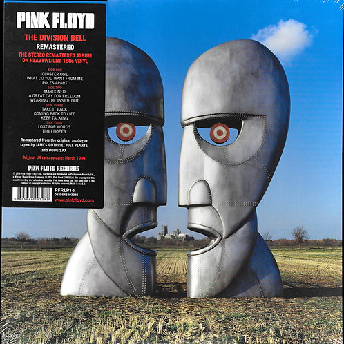 Pink Floyd - The Division Bell [LP]