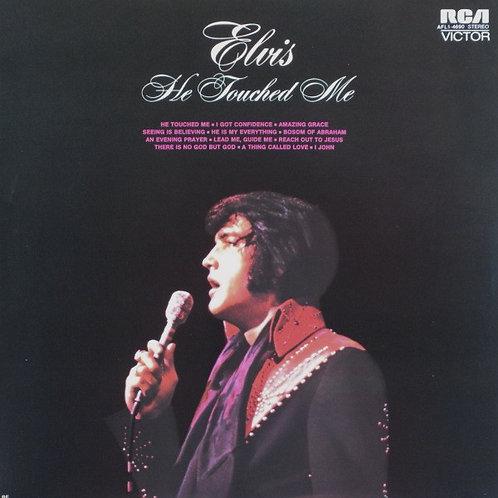 Elvis Presley - He Touched Me [LP]