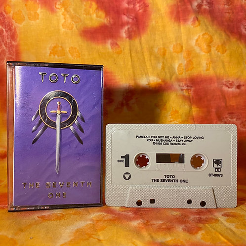 Toto - The Seventh One [Cassette]