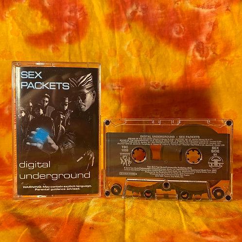 Digital Underground - Sex Packets [Cassette]
