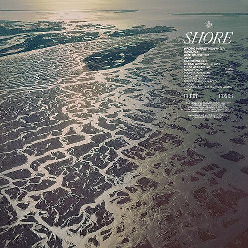 Fleet Foxes - Shore [IEX][CLEAR VINYL][2LP]