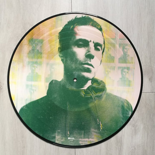 Liam Gallagher - Why Me? Why Not. [Picture Disc] [RSD2019] [LP]