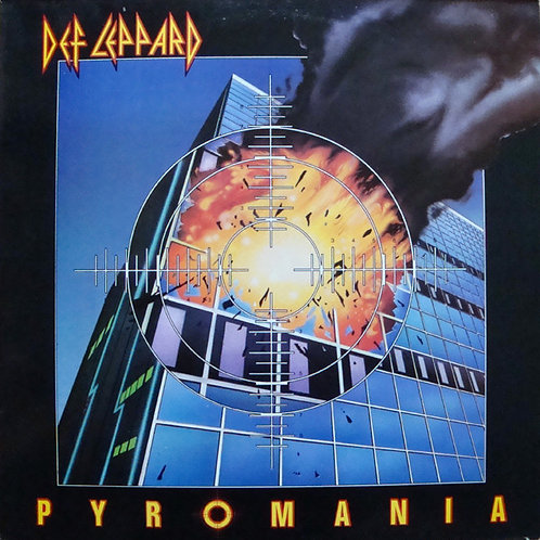 Def Leppard - Pyromania [LP]
