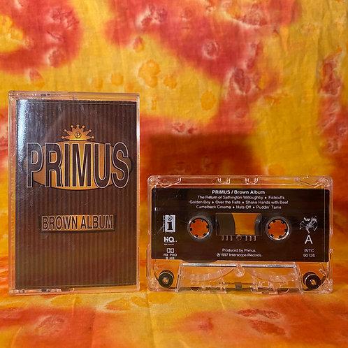 Primus – Brown Album [Cassette]