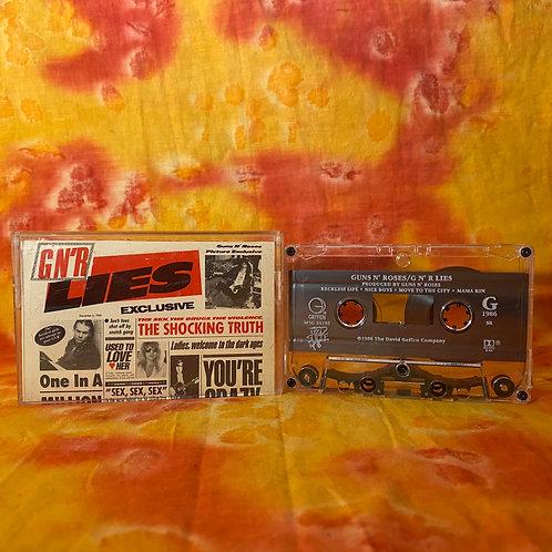 Guns N' Roses – G N' R Lies [Cassette]