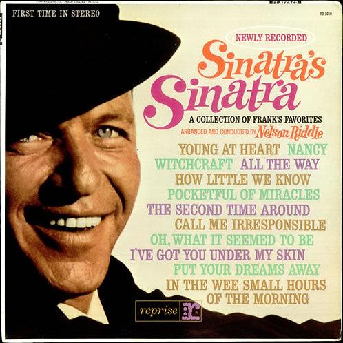 Frank Sinatra - Sinatra's Sinatra [LP]