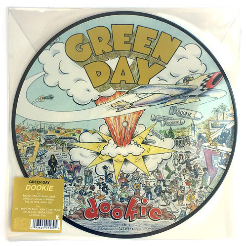 Green Day - Dookie [Picture Disc][LP]