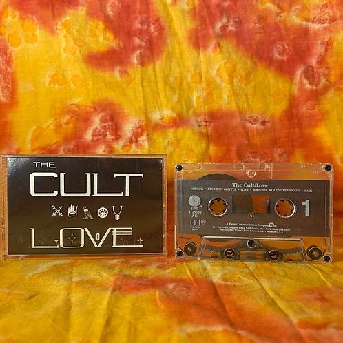 The Cult - Love [Cassette]