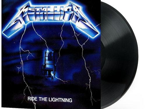 Metallica - Ride the Lightning [180 Gram LP]