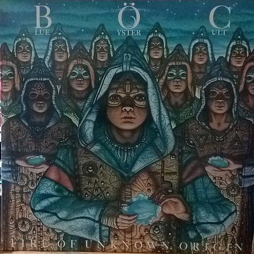 Blue Oyster Cult - Fire of Unknown Origin [LP]