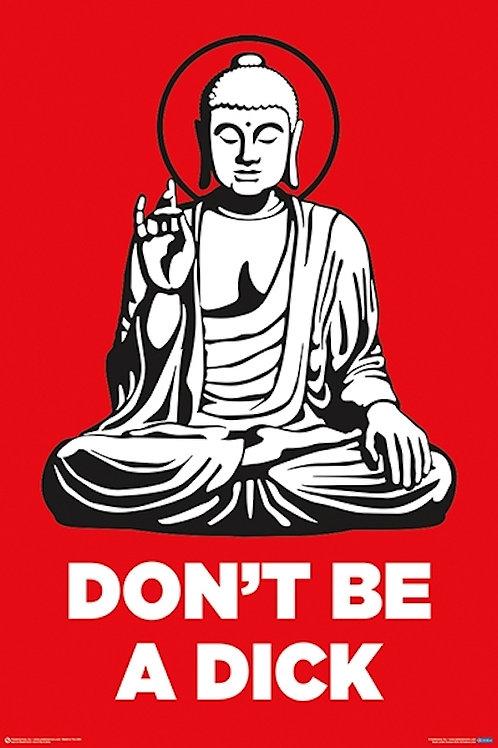 Buddha Says [Poster]