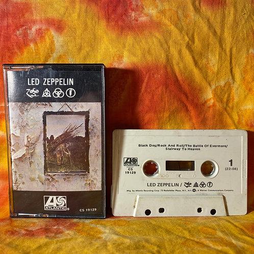 Led Zeppelin IV [Cassette]