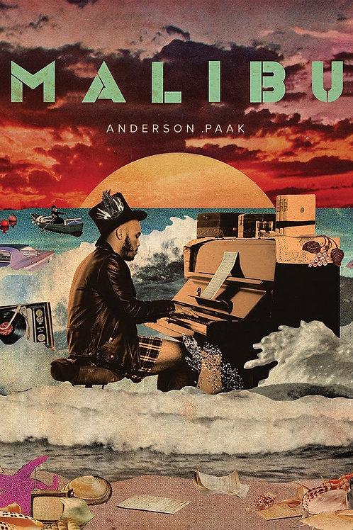 Anderson Paak Malibu [Poster]