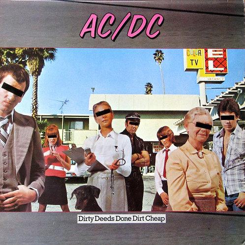AC/DC - Dirty Deeds Done Dirt Cheap [LP]