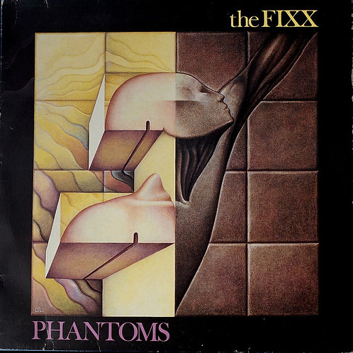 The Fixx - Phantoms [LP]