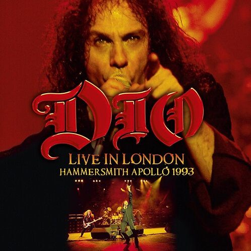 Dio - Live in London Hammersmith Apollo 1993 [LIMITED] [180 GRAM] [LP]