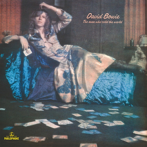 David Bowie - The Man Who Sold the World [LP]